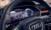 Audi Q3 Virtual Cockpit Lenkrad