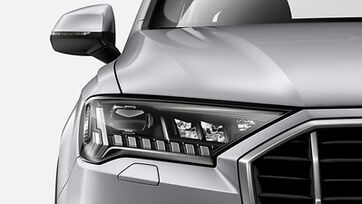 Audi Q7 Matrix-LED-Scheinwerfer